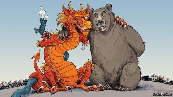 Российско-китайская дружба|Фото: news.nen.com.cn