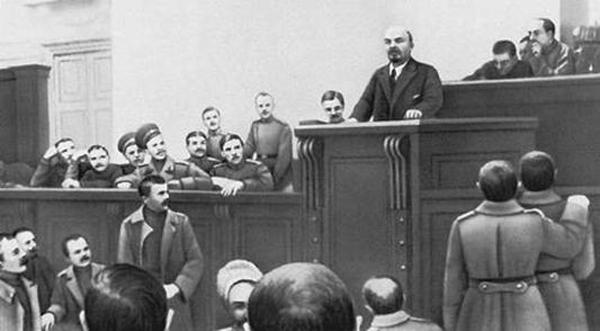 1917, Октябрьская Социалистическая революция, Ленин, апрельские тезисы, Владимир Ильич|Фото: demo.interun.ru