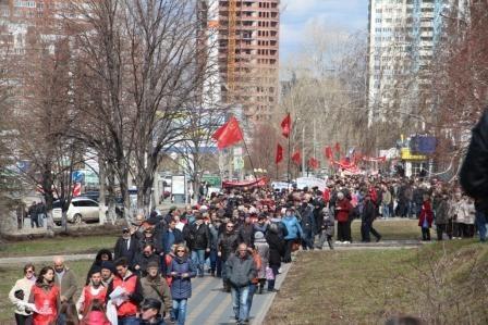 В Самаре местные жители вновь вышли на митинг и потребовали отправить в отставку губернатора