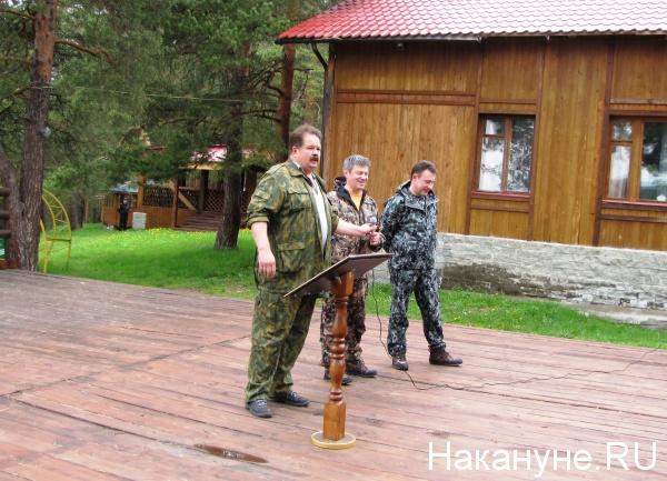 Игорь Холманских, в защиту человека труда|Фото: Накануне.RU