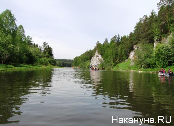 Река Чусовая|Фото: Накануне.RU