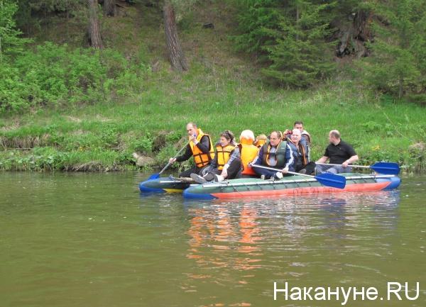 Река Чусовая, сплав|Фото: Накануне.RU