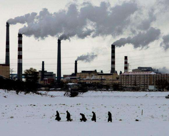 В Северо-Восточном Китае сохраняется множество устаревших производств|Фото: mini.eastday.com