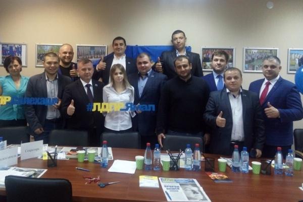 Партии определились с кандидатами на довыборы в заксобрание Ямала