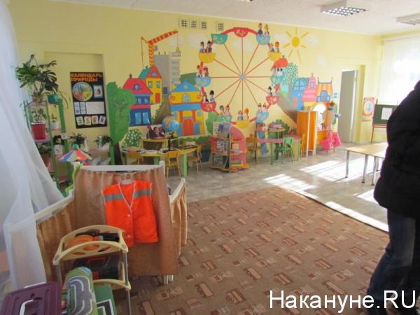 Конкурс дошкольных учреждений нижнего