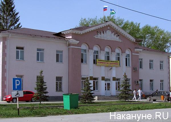 В свердловском городе Арамили перенесли выборы главы
