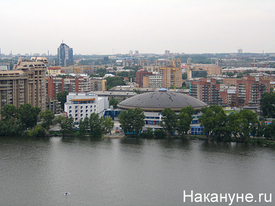 екатеринбург река исеть Фото: Накануне.ru