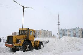 жкх уборка снега|Фото: foto.gazetazp.ru
