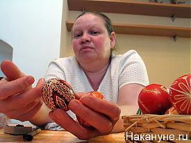 пасхальные яйца Фото: Накануне.ru
