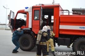 пожар, Петербург, Технологический институт|Фото: