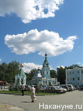 екатеринбургская епархия|Фото: Накануне.ru
