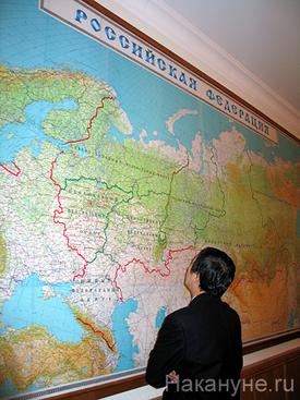 японский журналист карта россии|Фото: Накануне.ru