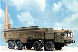 ракетный комплекс искандер|