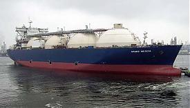 сжиженный природный газ спг танкер|Фото: www.morflot.su