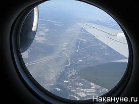 самолет авиация полет ту-134|Фото: Накануне.ru