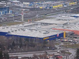 Екатеринбург торговый центр ИКЕА панорамное фото|Фото:Накануне.RU