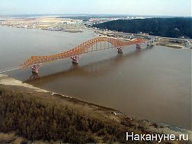 ханты-мансийск мост через реку обь|Фото: Накануне.ru