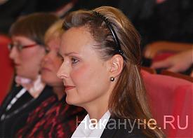 Инна Мишарина, супруга Александра Мишарина|Фото: Накануне.RU