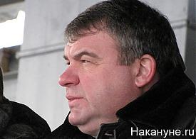 сердюков анатолий эдуардович министр обороны рф|Фото: Накануне.ru