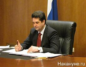 полпред Николай Винниченко приемная президента РФ в УрФО|Фото:Накануне.RU