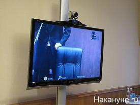 экран монитор приемная президента РФ в УрФО|Фото:Накануне.RU