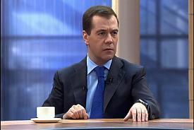 Дмитрий Медведев Президент РФ|Фото: www.kremlin.ru