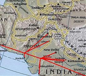 газопровод Иран-Пакимтан-Индия Мир|Фото:wikimedia.org