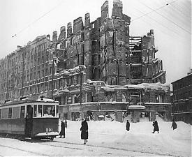 Блокадный Ленинград|Фото: www.lenblokada.ru