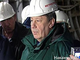 Аркадий Чернецкий мэр Екатеринбурга|Фото: Накануне.RU