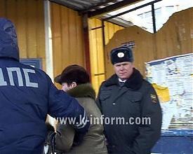Сургут, заложник ларек|Фото:К-Информ