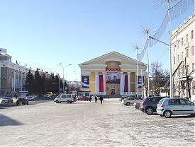 зауралье кинотеатр современник путин и медведев|Фото:пресс-служба единой россии