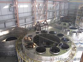 корпус сборки реактора БН-800 БАЭС|Фото:Накануне.RU