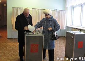 Эдуард Аида Россель выборы голосование|Фото: Накануне.RU