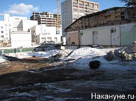 земская школа памтяник снос разрушение|Фото:Накануне.RU