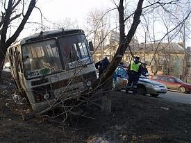 дтп челябинск автобус паз|
