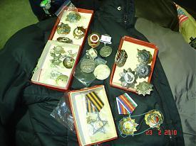 ордена медали контрабанда|Фото: челябинская таможня