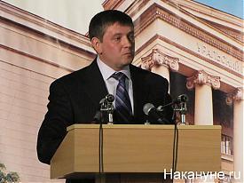 Ректор УрФУ Виктор Кокшаров|Фото:Накануне.RU