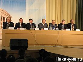 УрФУ представление ректора Виктора Кокшарова|Фото:Накануне.RU