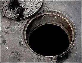 колодец люк канализация|Фото: mediaport.ua