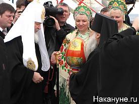 патриарх Кирилл владыка Викентий Фото:Накануне.RU