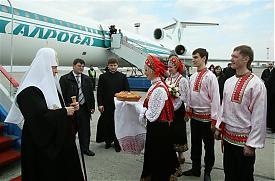 визит патриарха Кирилла в Челябинскую область|Фото: пресс-служба губернатора челябинской области