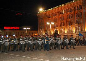 парад оркестр|Фото: Накануне.RU