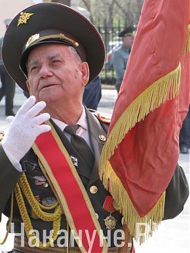 ветераны репетиция парада победы|Фото: Накануне.Ru
