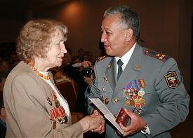 награждение ветеран милиция|Фото: УВД Екатеринбурга