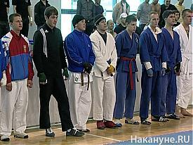 ДИВС, соревнования по армейскому рукопашному бою|Фото: Накануне.RU