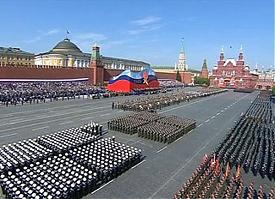 парад пабеды красная площадь москва войска армия|Фото: Вести.RU