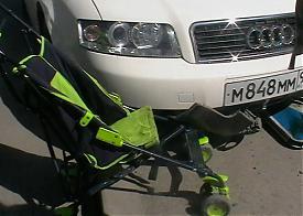 дтп коляска Фото: гибдд екатеринбурга