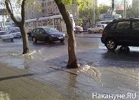 канализация потоп Фото: Накануне.RU