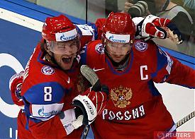 Александр Овечкин и Илья Ковальчук|Фото: Reuters