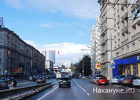 Москва Ленинградский проспект|Фото: Накануне.RU